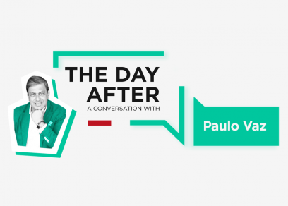 The day after Paulo Vaz